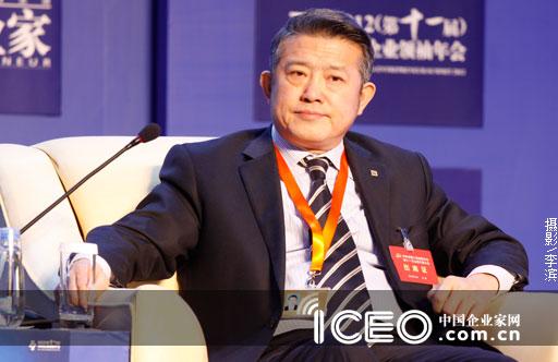 泰康人寿保险股份有限公司董事长、CEO陈东升先生