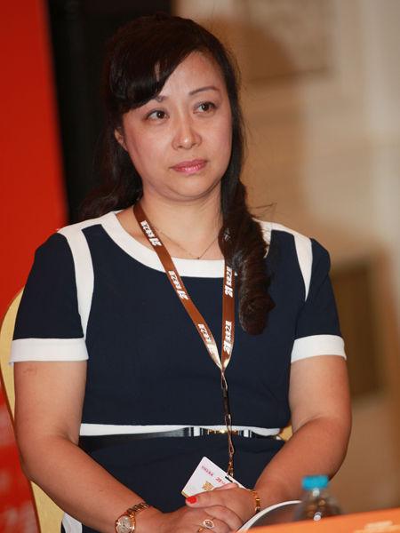 康达国际医疗器械公司总经理郭咏梅