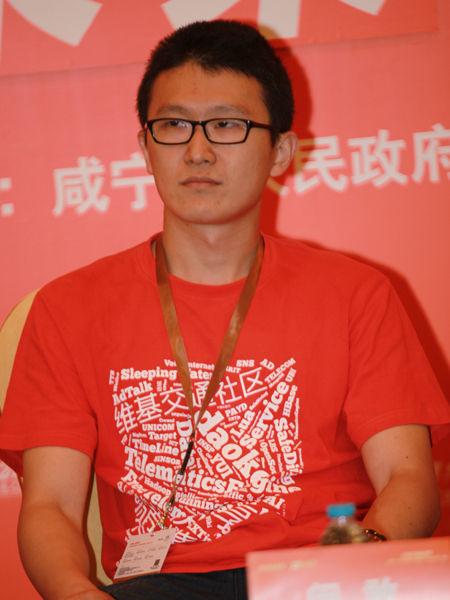 上海语镜汽车公司创始人闵敢