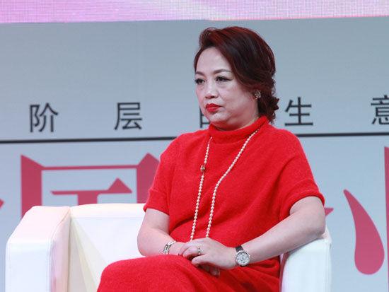 蒙牛乳业集团总裁孙伊萍