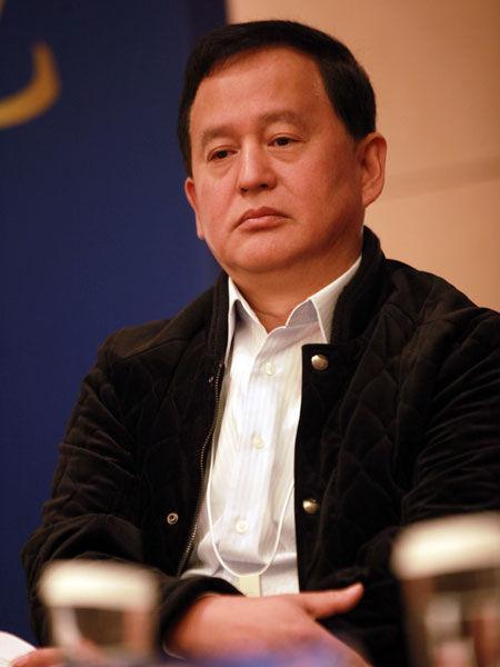 富华国际集团总裁赵勇