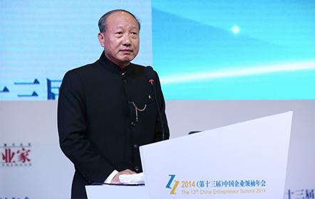 【年会】陈峰:商道中人就该创造就业创造点儿税