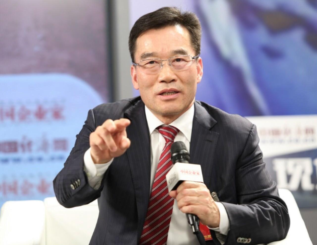 张传卫++全国人大代表、明阳新能源投资控股集团董事局主席