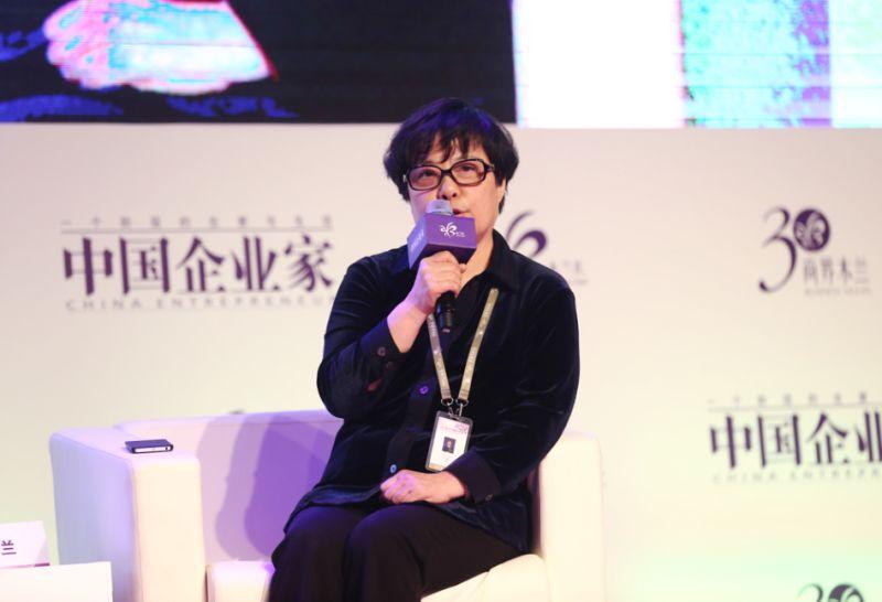 王小兰 时代集团总裁