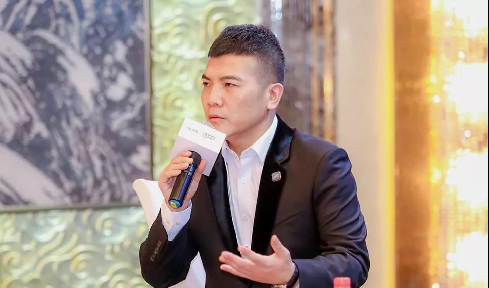 爱奇艺高级副总裁耿聃浩