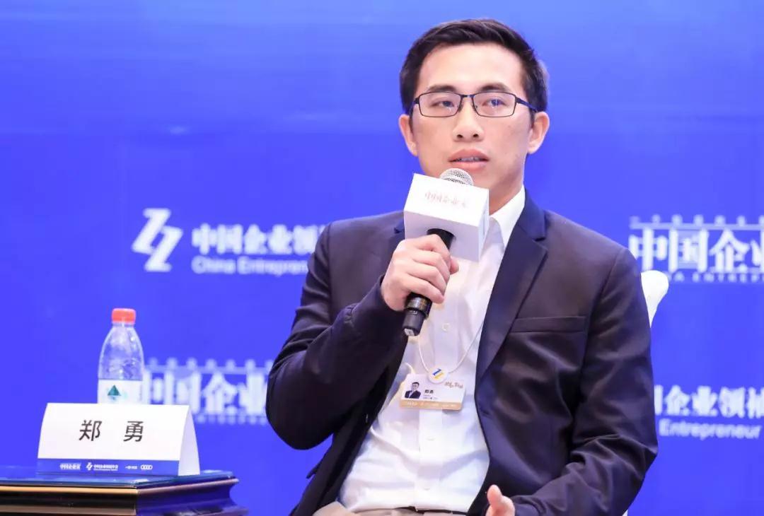 极智嘉创始人、CEO郑勇