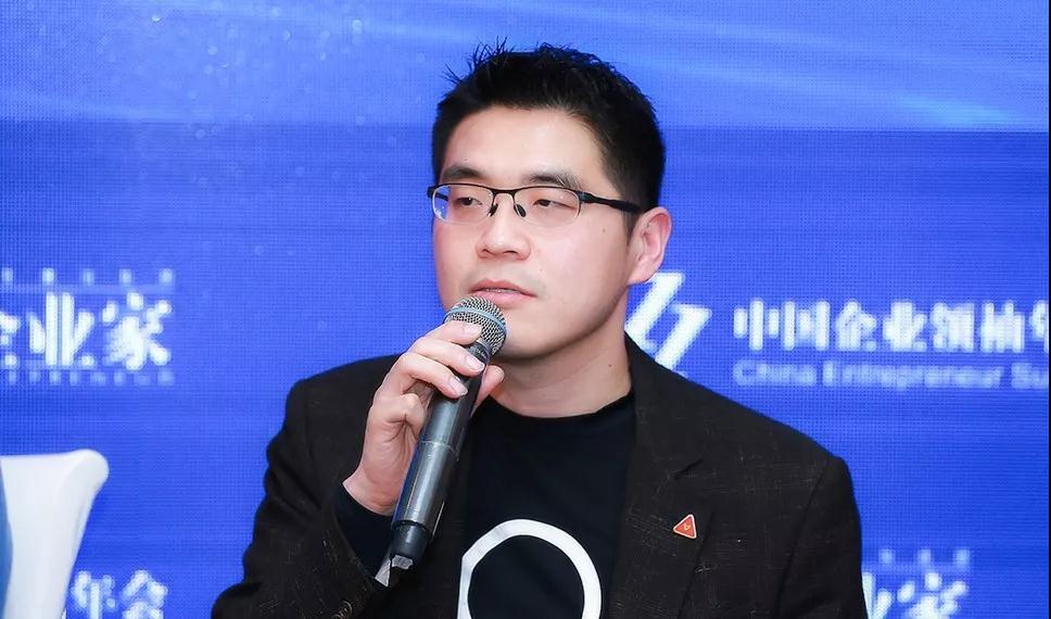 牛电科技CEO李彦6