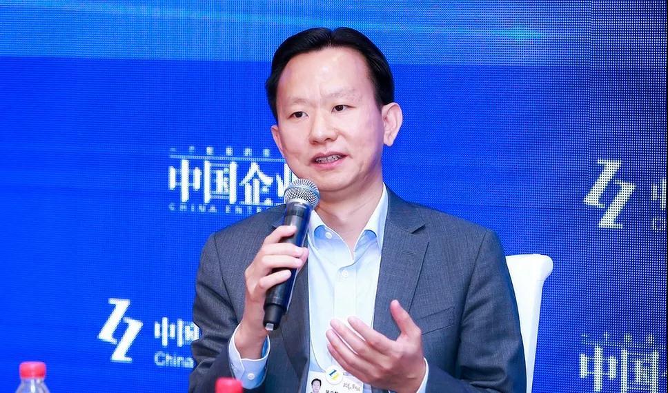 绿旗科技集团有限公司董事长吴立群。7