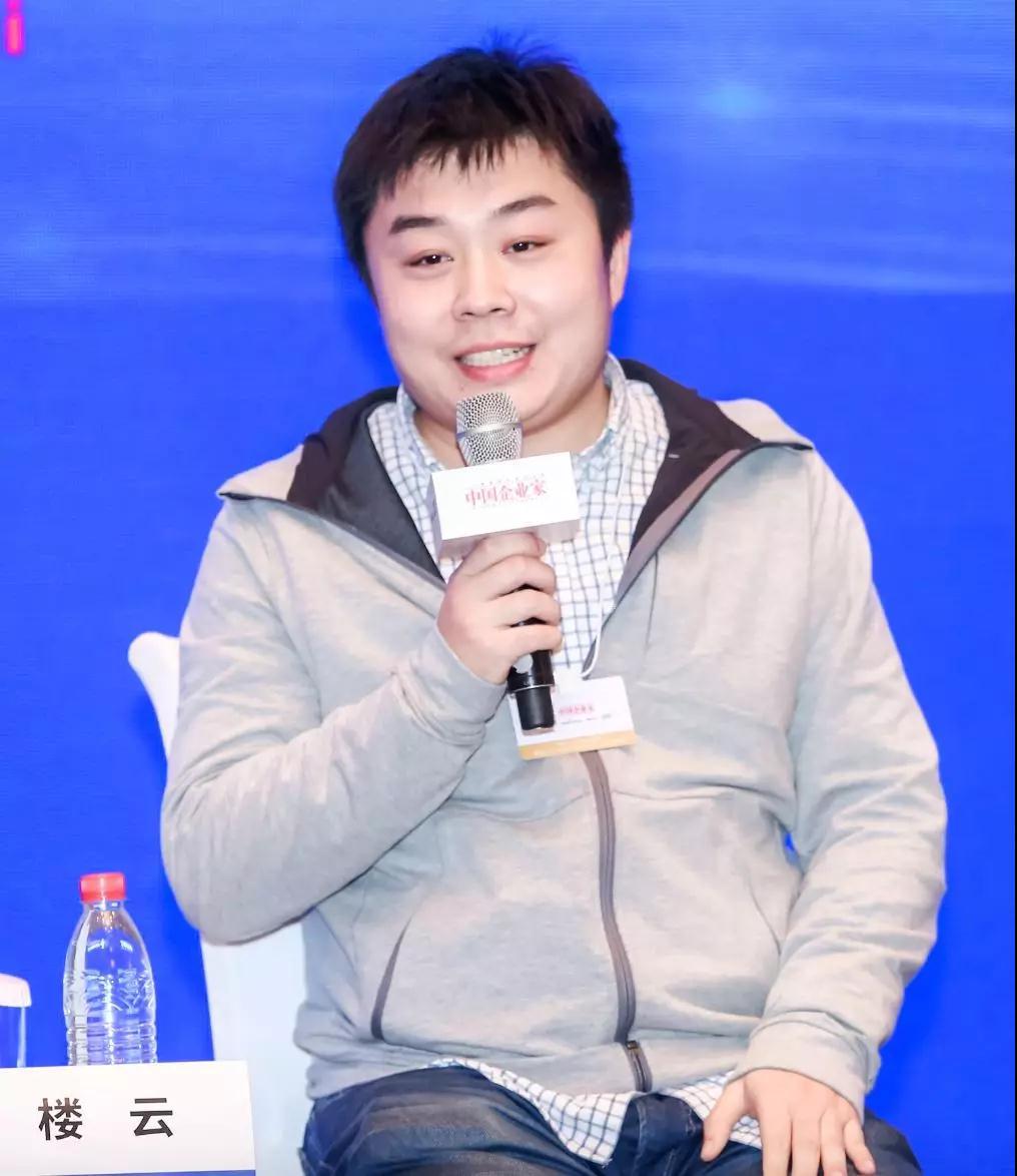 Club factory创始人兼CEO楼云37
