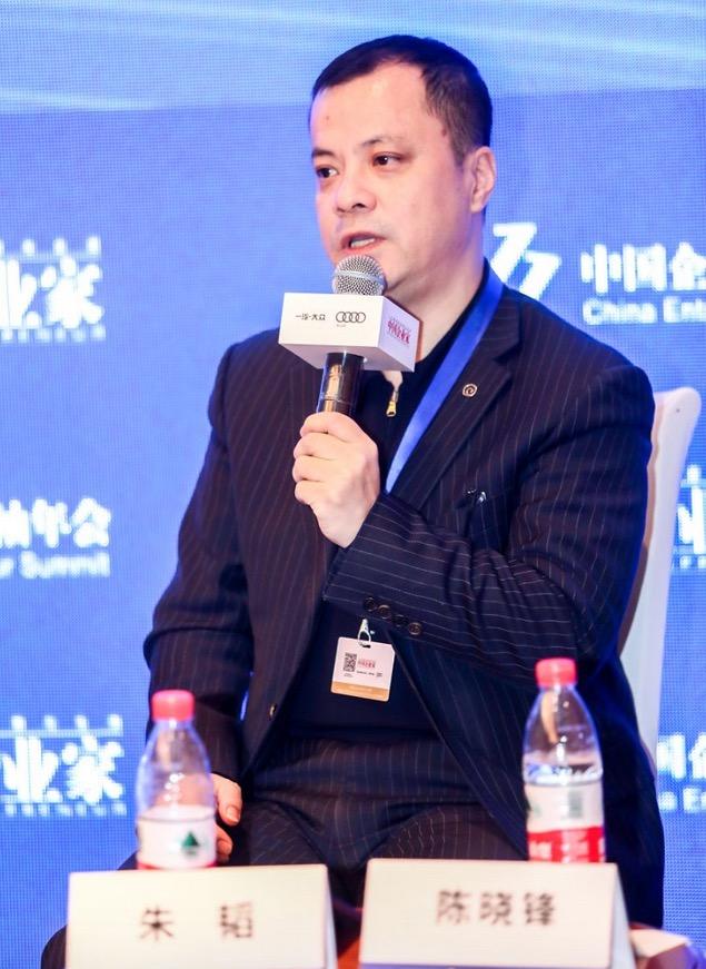 上海华瑞银行行长、董事朱韬。