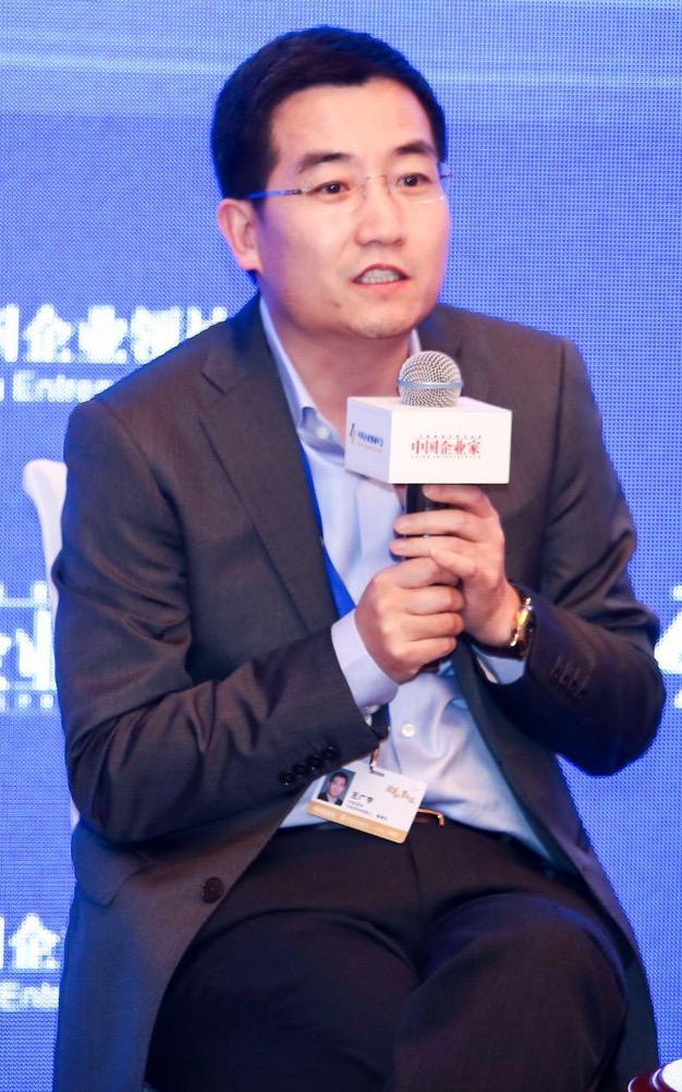 华软资本创始人、董事长王广宇