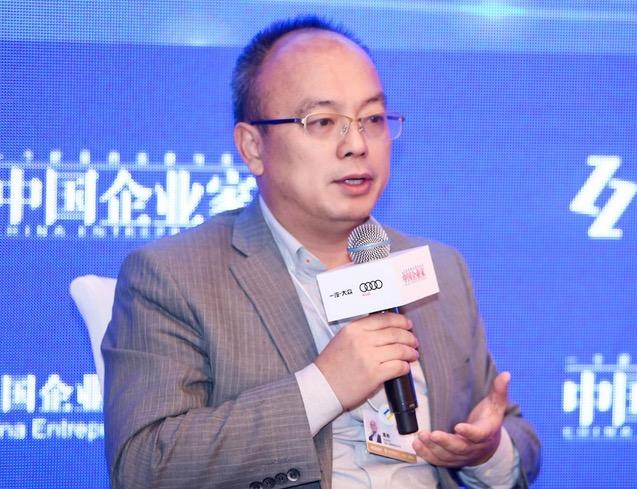 易宝支付创始人、CEO唐彬