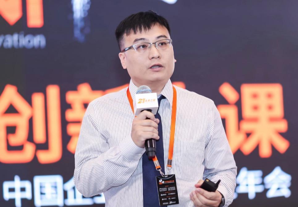 温浩: 技术门槛撑不过三五年